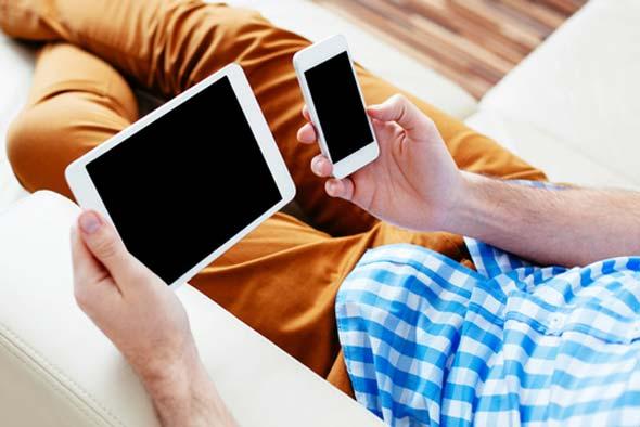 Mobilvenlig - Responsivt webdesign